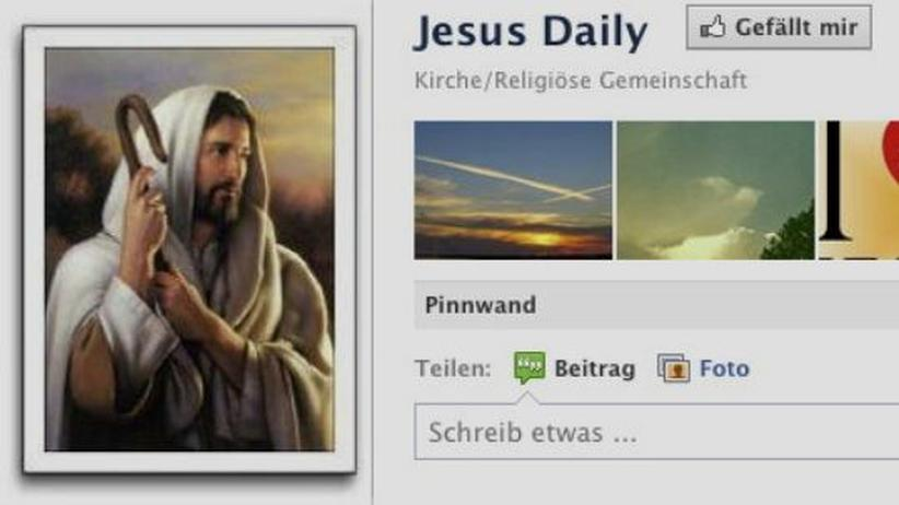 Soziale Netzwerke: Was würde Jesus anklicken?