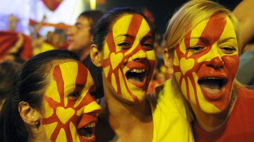 Meinungsfreiheit: Hasstiraden verschmutzen die mazedonische Blogosphäre