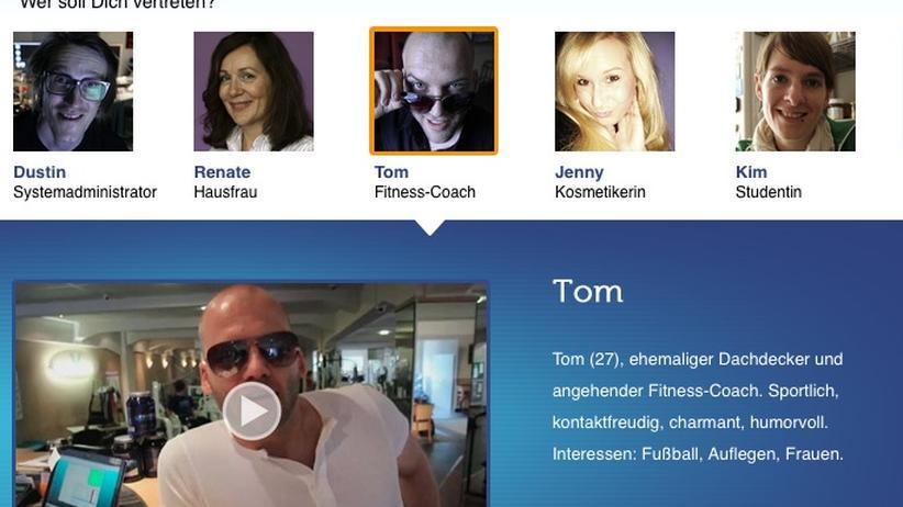 """""""Social Sitter""""-App: Urlaubsvertretung für Facebook-Mitglieder"""