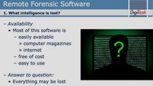 """Aus einer Präsentation von DigiTask, dem Hersteller des """"Staatstrojaners"""", veröffentlicht bei Wikileaks"""