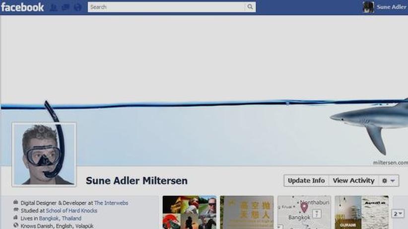 Soziales Netzwerk: Facebooks Chronik soll müde Nutzer munter machen