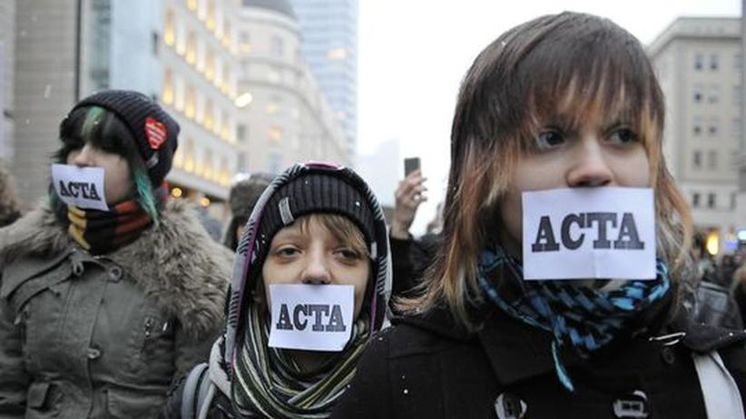 Abkommen: Acta-Gegnern läuft die Zeit davon