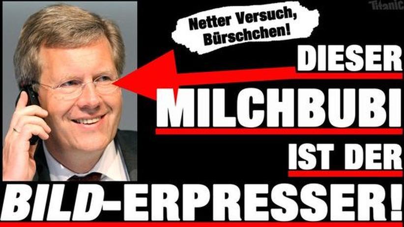 Spott im Netz: Selbst Boris Becker macht sich über Christian Wulff lustig