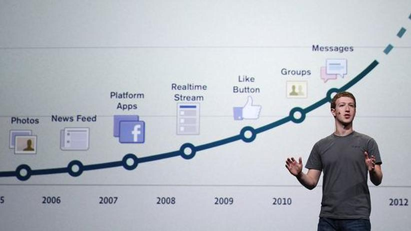 Facebook: Der nächste Schritt zum umfassenden Biografie-Portal