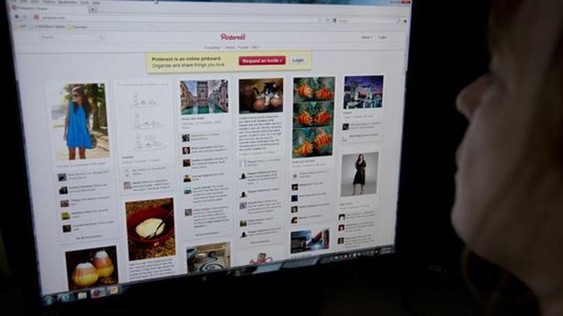 Nutzungsbedingungen: Pinterest lockt Millionen Nutzer an, doch die bereiten dem Netzwerk auch Probleme.