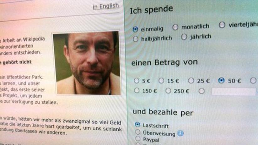 Wikimedia: Trägervereine der Wikipedia rangeln um Macht
