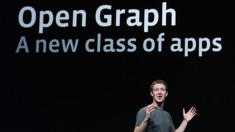 Social Reader: Facebook wird zum Flaschenhals für Medien