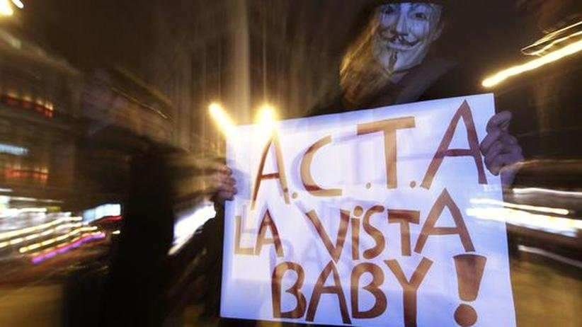 EU-Parlament: Acta steht kurz vor dem endgültigen Aus