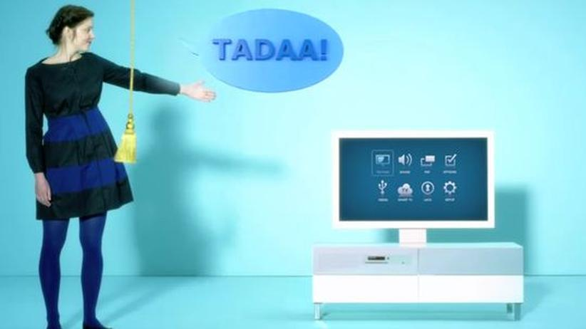 smart tv der erste fernseher von ikea taugt nicht viel zeit online. Black Bedroom Furniture Sets. Home Design Ideas