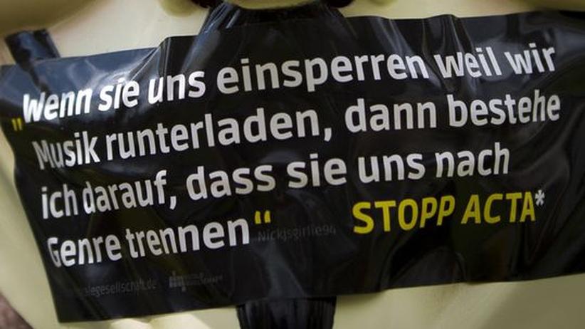 Netzaktivisten: Das Aus für Acta ist ein Sieg der Demokratie