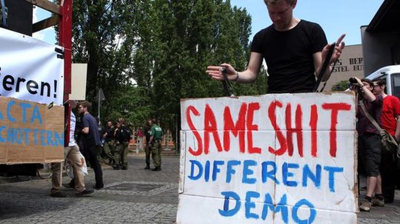 Netzpolitik: Nach Acta ist vor Ceta