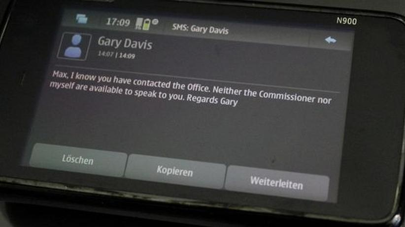 Facebook: Irische Datenschützer machen Schluss per SMS