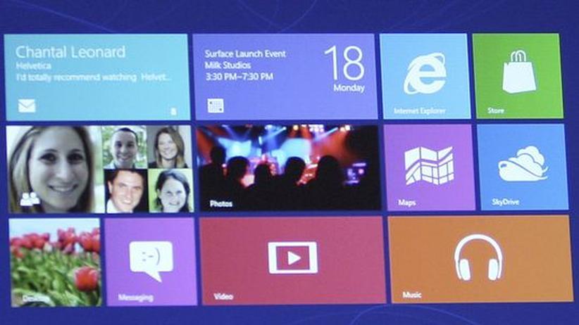 Test: Windows 8 – verspielt und verwirrend