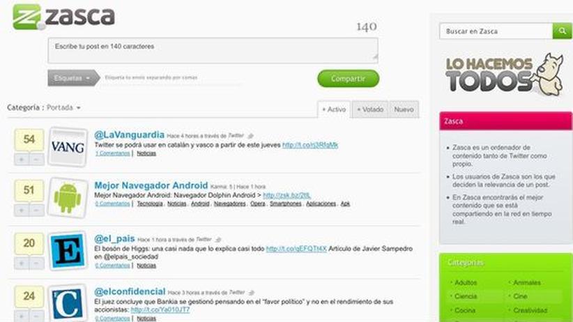 Urheberrecht: Spanien lässt erste Websites sperren