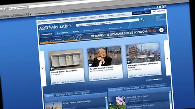 Onlinevideos: Die Mediathek für alle Sender bleibt verboten