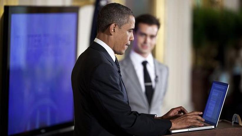 Sopa, Pipa, Cisca: Netzpolitik wird in den USA zur Chefsache