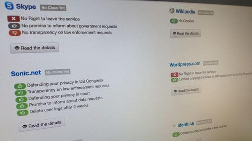 Crowdsourcing: Ein Tüv für AGB will für schnellen Überblick sorgen