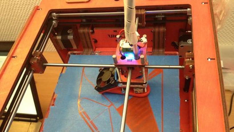 Maker-Bewegung: Geschäftsmodelle für 3D-Drucker gesucht