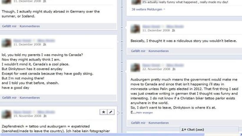 Facebook: Wenn die Chronik das alte Privatleben hochspült