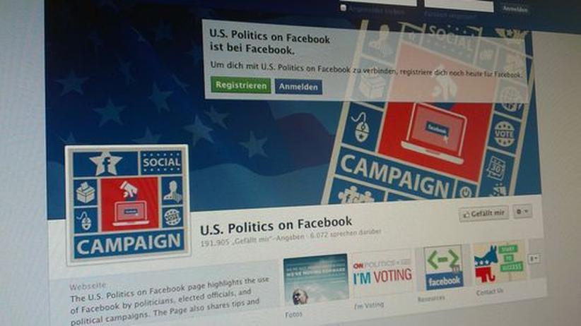 Soziale Netzwerke: Facebook kann die Wahlbeteiligung beeinflussen
