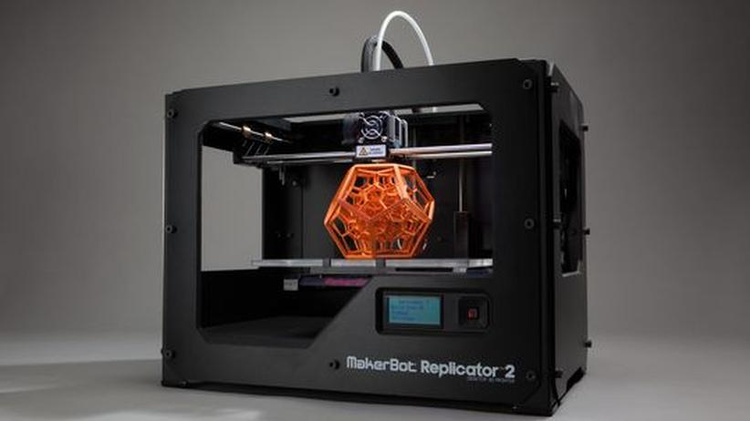 Replikator 2 von MakerBot
