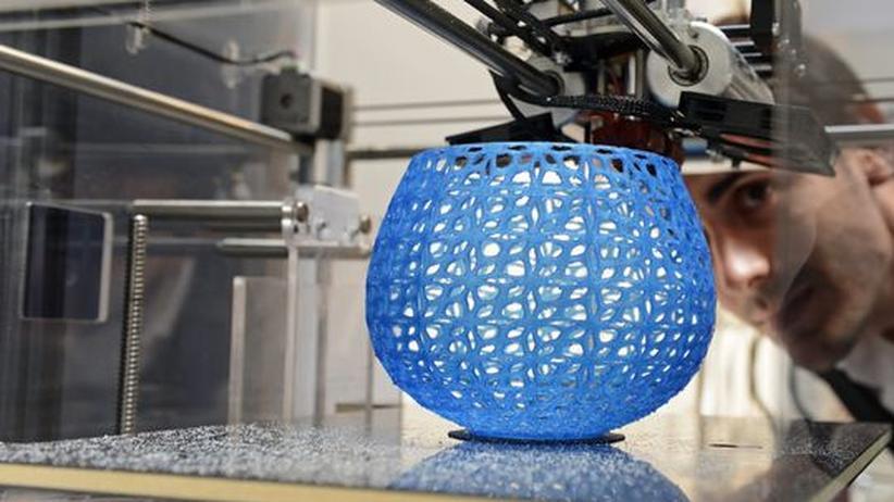3D-Druck: Kopierschutz in der dritten Dimension