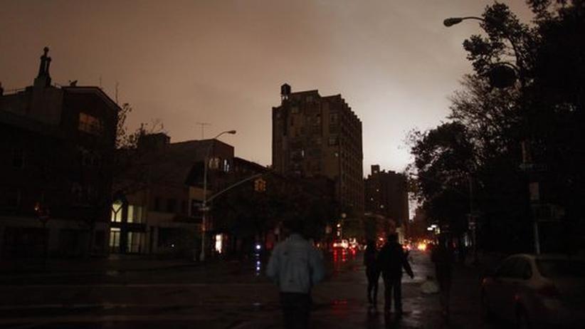 """Wirbelsturm: Sandy kickt Newssites wie """"Huffington Post"""" aus dem Netz"""