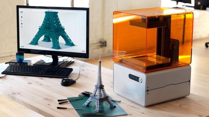 Maker-Bewegung: Neuer 3D-Drucker sammelt 1,3 Millionen bei Kickstarter