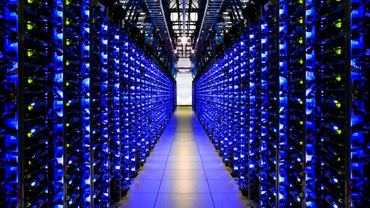 Rechenzentrum von Google in Douglas County