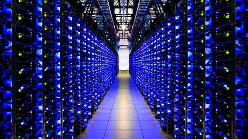 Fotografie: Die manipulierten Bilder aus Googles Rechenzentren