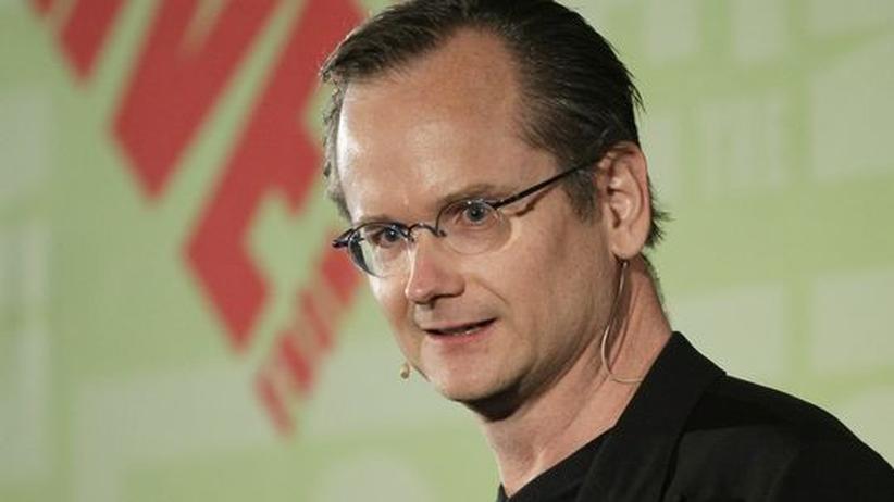 Illegale Kopien: Harvard-Professor Lessig fordert Urheberrecht fürs Netz