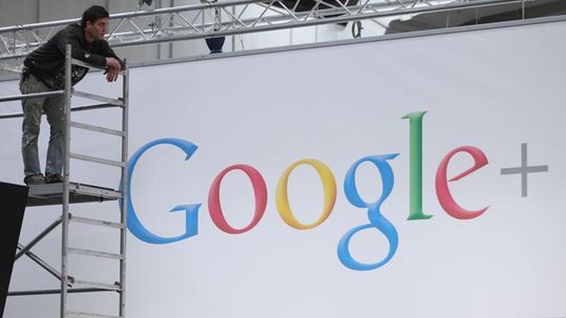 Soziales Netzwerk: Google Plus vernetzt vor allem Googles Dienste