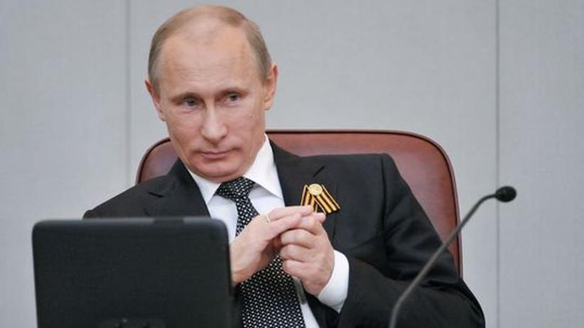 Netzsperren: Russlands schwarze Liste