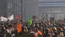 Der Acta-Moment: Im Februar 2012 demonstrieren wie hier in Berlin europaweit schätzungsweise 120.000 Menschen.