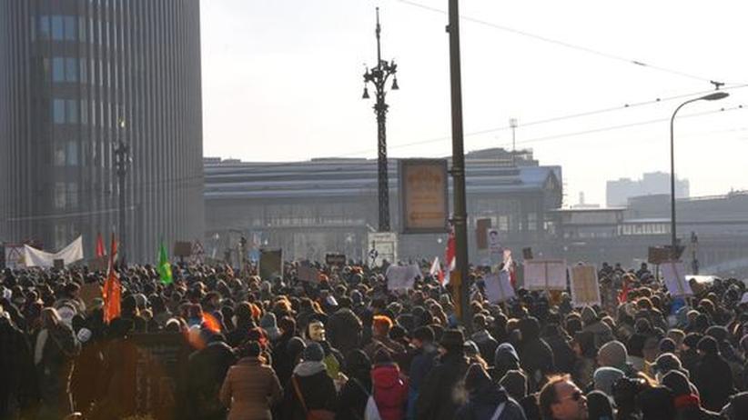 Jahresrückblick 2012: Als das Netz auf die Straße ging