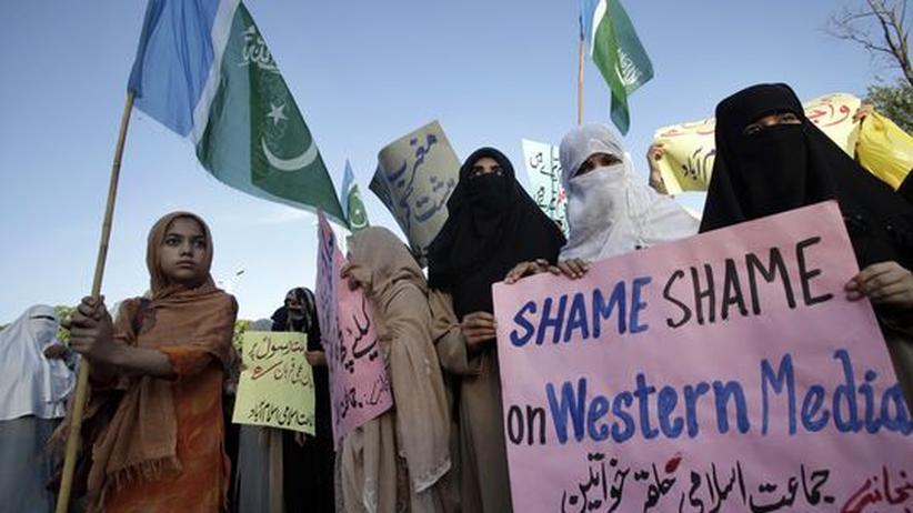 Internetzensur: Pakistan schaltet YouTube nur kurz frei