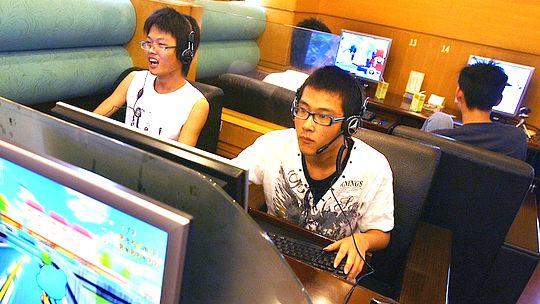 Chinesische Internetnutzer (Archivbild)
