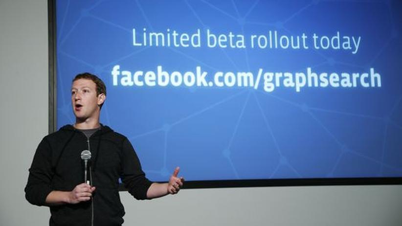 Graph Search: Facebook macht die Profilbildung zum Suchprinzip
