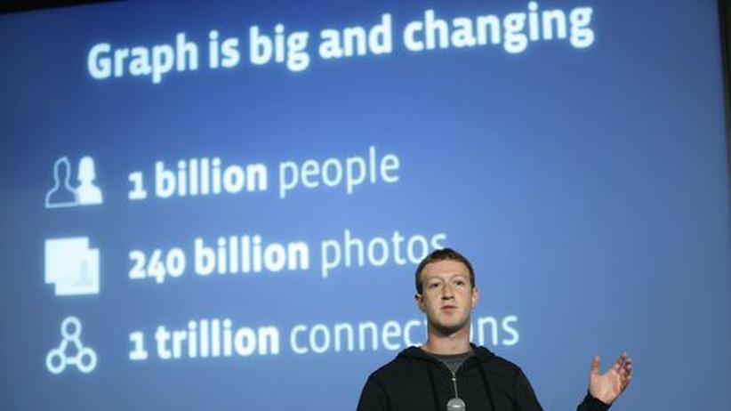 Facebook-Suche: Rasterfahndung für alle
