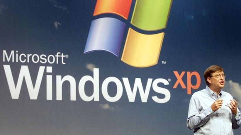Microsoft: Zeitbombe Windows XP
