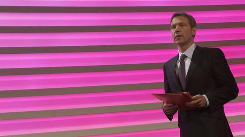 Netzneutralität: Telekom-Chef René Obermann (Archiv)