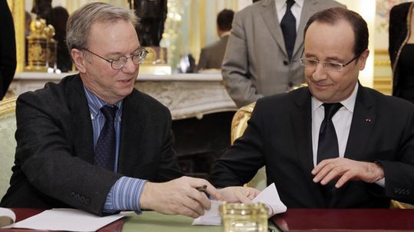 Leistungsschutzrecht: Krumen für Frankreich