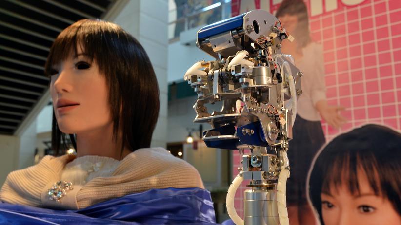 Roboter: Auch Maschinen müssen höflich sein
