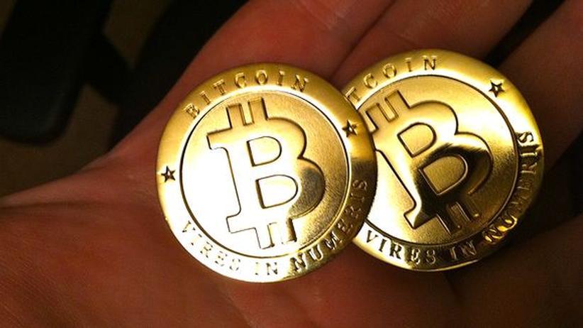 Bitcoin: Ansturm auf Bitcoins lässt Kurs auf und ab schnellen