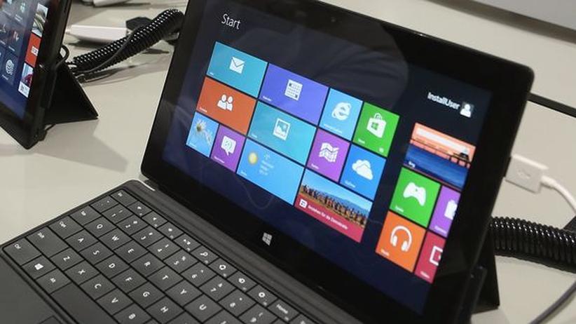 Microsoft: Blaupause für das nächste Windows