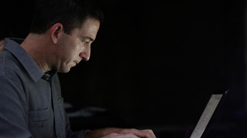 Enthüllungsjournalist Glenn Greenwald