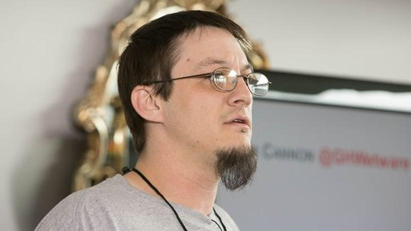 Biohacker Tim Cannon