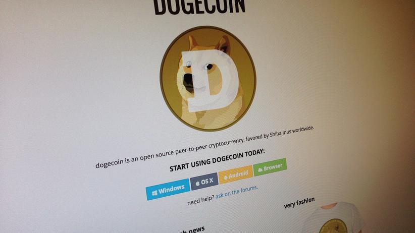 """Virtuelle Währung: Aus dem Internetwitz """"Dogecoin"""" wird Ernst"""
