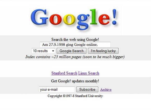 30 Jahre World Wide Web
