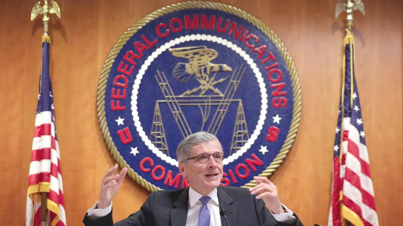 Netzneutralität: FCC-Chef Tom Wheeler am 15. Mai